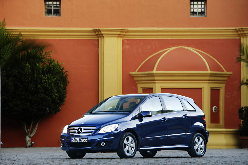 Mercedes-Benz B-Класс - фотография №5