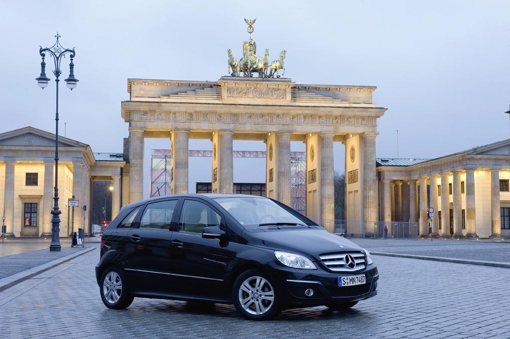 Mercedes-Benz B-Класс - фотография №6