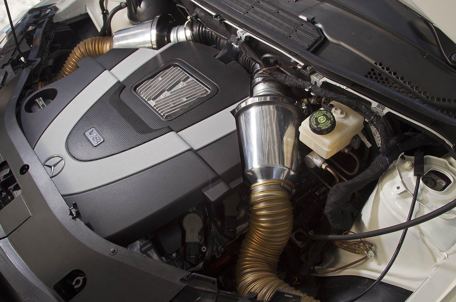 Mercedes-Benz B55 - 378HP и 530 Нм - фотография №9
