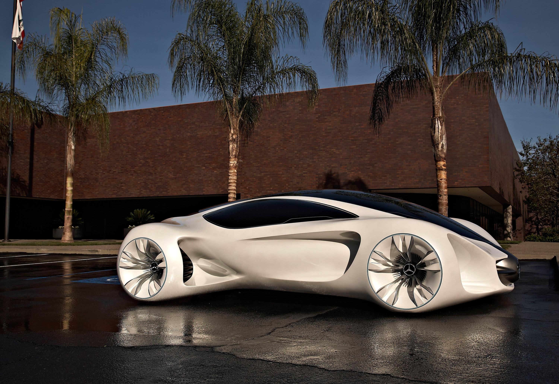 Mercedes-Benz BIOME - он еще жив? - фотография №6