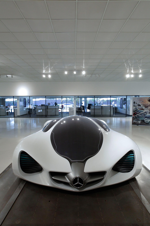 Mercedes-Benz BIOME - он еще жив? - фотография №7
