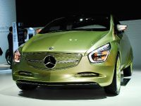 Mercedes-Benz BlueZERO concept Detroit 2009