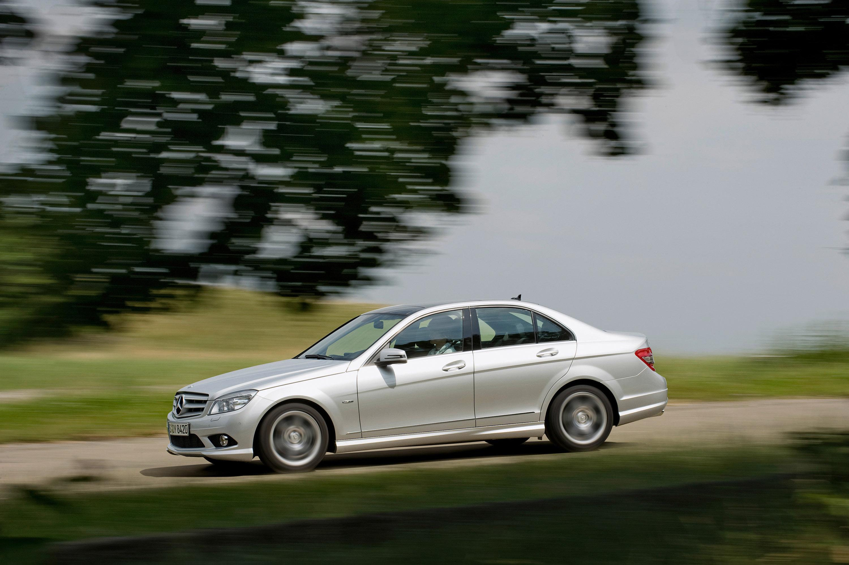 Mercedes-Benz C 250 CDI BlueEFFICIENCY Prime Edition: эффективность и удовольствие от вождения на новый самолет - фотография №8
