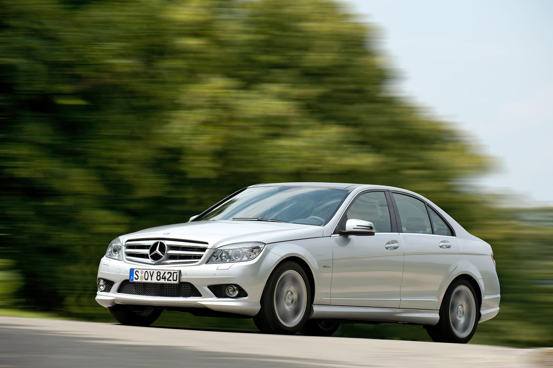 Mercedes-Benz C 250 CDI BlueEFFICIENCY Prime Edition: эффективность и удовольствие от вождения на новый самолет - фотография №13
