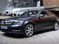 Mercedes-Benz C 350 BlueEFFICIENCY Geneva 2011