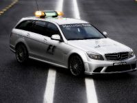 Mercedes-Benz C 63 AMG Medical Car