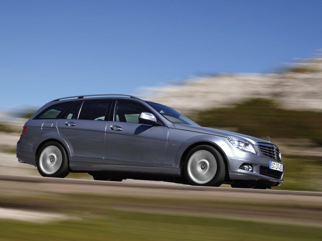 Mercedes-Benz C-Class Универсал - фотография №5