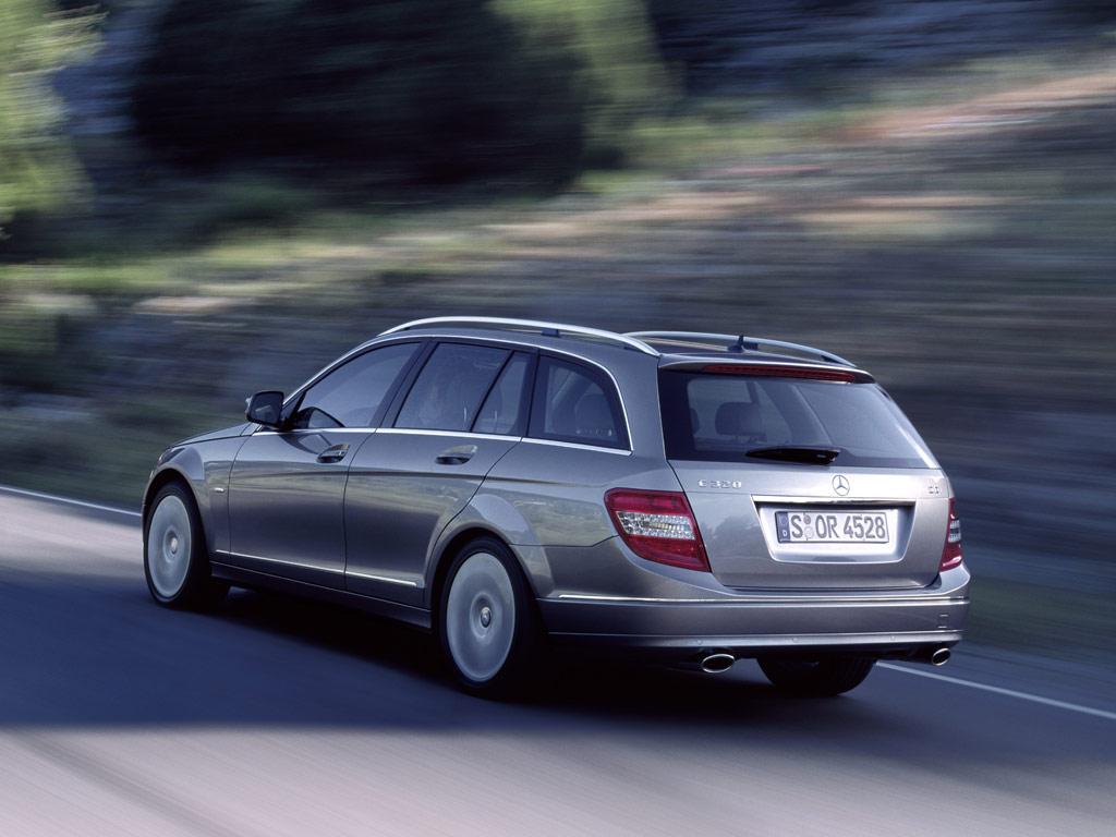 Mercedes-Benz C-Class Универсал - фотография №6