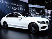 Mercedes-Benz C-Class Geneva 2014