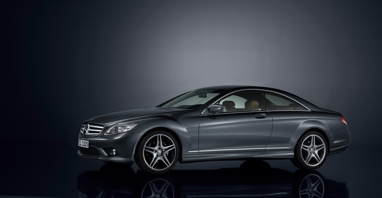 Mercedes-Benz специальная модель CL 500 - 100 лет юбилейное издание с эксклюзивной комплектацией - фотография №1