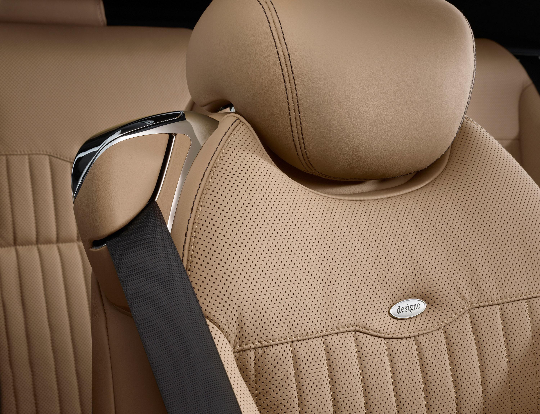Mercedes-Benz специальная модель CL 500 - 100 лет юбилейное издание с эксклюзивной комплектацией - фотография №6