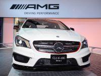 Mercedes-Benz CLA45 AMG Chicago 2014
