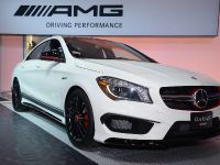 Mercedes-Benz CLA45 AMG Chicago 2014