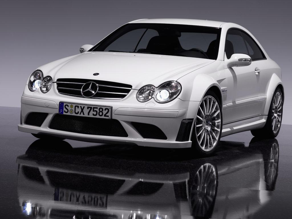 Mercedes-Benz CLK 63 AMG Black Series - фотография №1