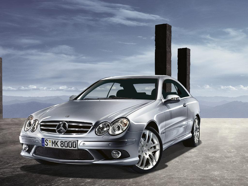 Mercedes-Benz CLK Sport Edition - фотография №1