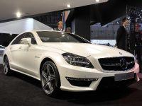 Mercedes-Benz CLS 3 AMG Geneva 2011