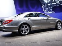 Mercedes-Benz CLS 350 Paris 2010