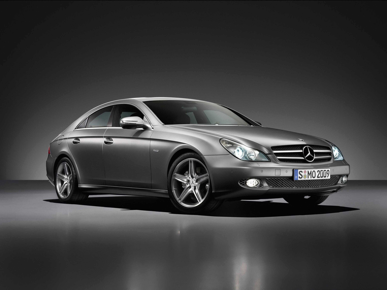 Mercedes-Benz CLS Grand Edition: эксклюзивный стиль, концентрированный элегантность и захватывающие линии - фотография №1