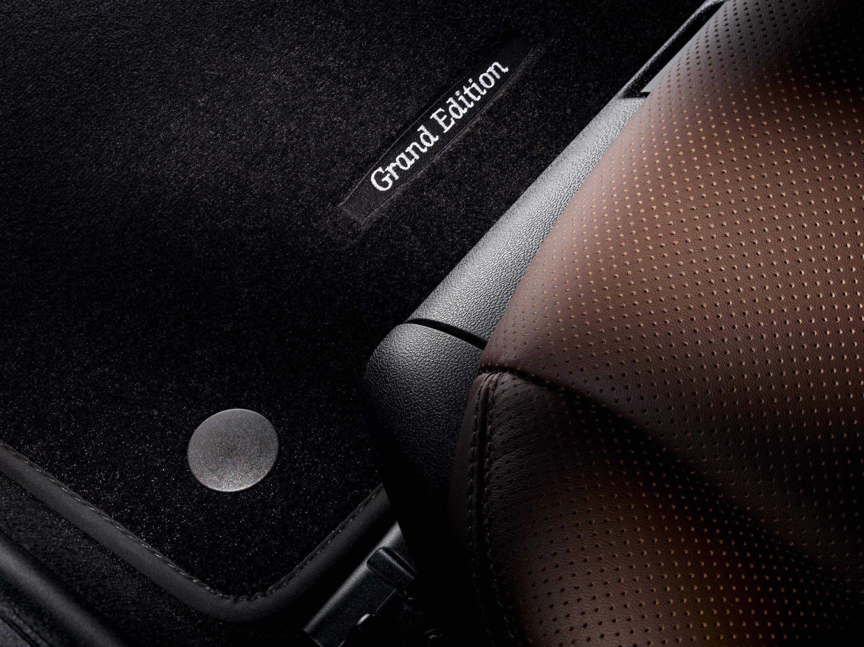 Mercedes-Benz CLS Grand Edition: эксклюзивный стиль, концентрированный элегантность и захватывающие линии - фотография №15