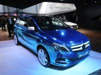 Mercedes-Benz Concept B-Class Electric Drive Detroit 2013