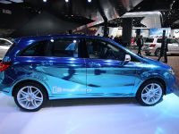 Mercedes-Benz Concept B-Class Electric Drive Detroit 2013
