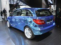 Mercedes-Benz concept B-Class Electric Drive Paris 2012
