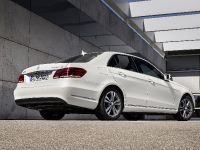 Mercedes-Benz E 200 Natural Gas Drive
