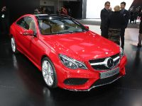 Mercedes-Benz E-Class Coupe Detroit 2013