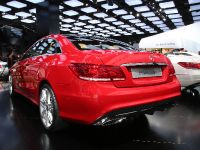 Mercedes-Benz E-Class Coupe Detroit 2013