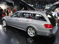 Mercedes-Benz E-Class Estate Detroit 2013