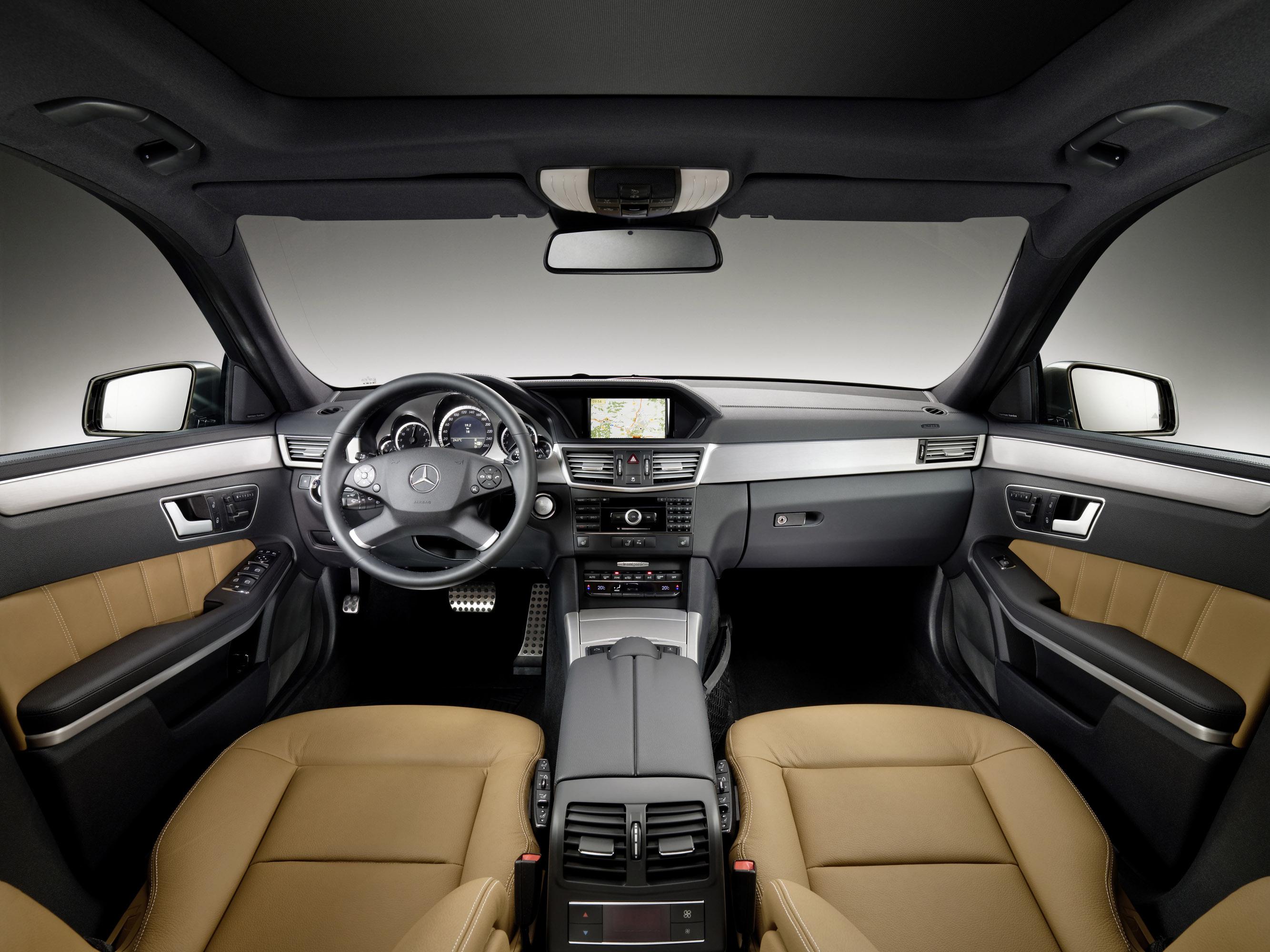 Mercedes-Benz E-Class Универсал - фотография №2