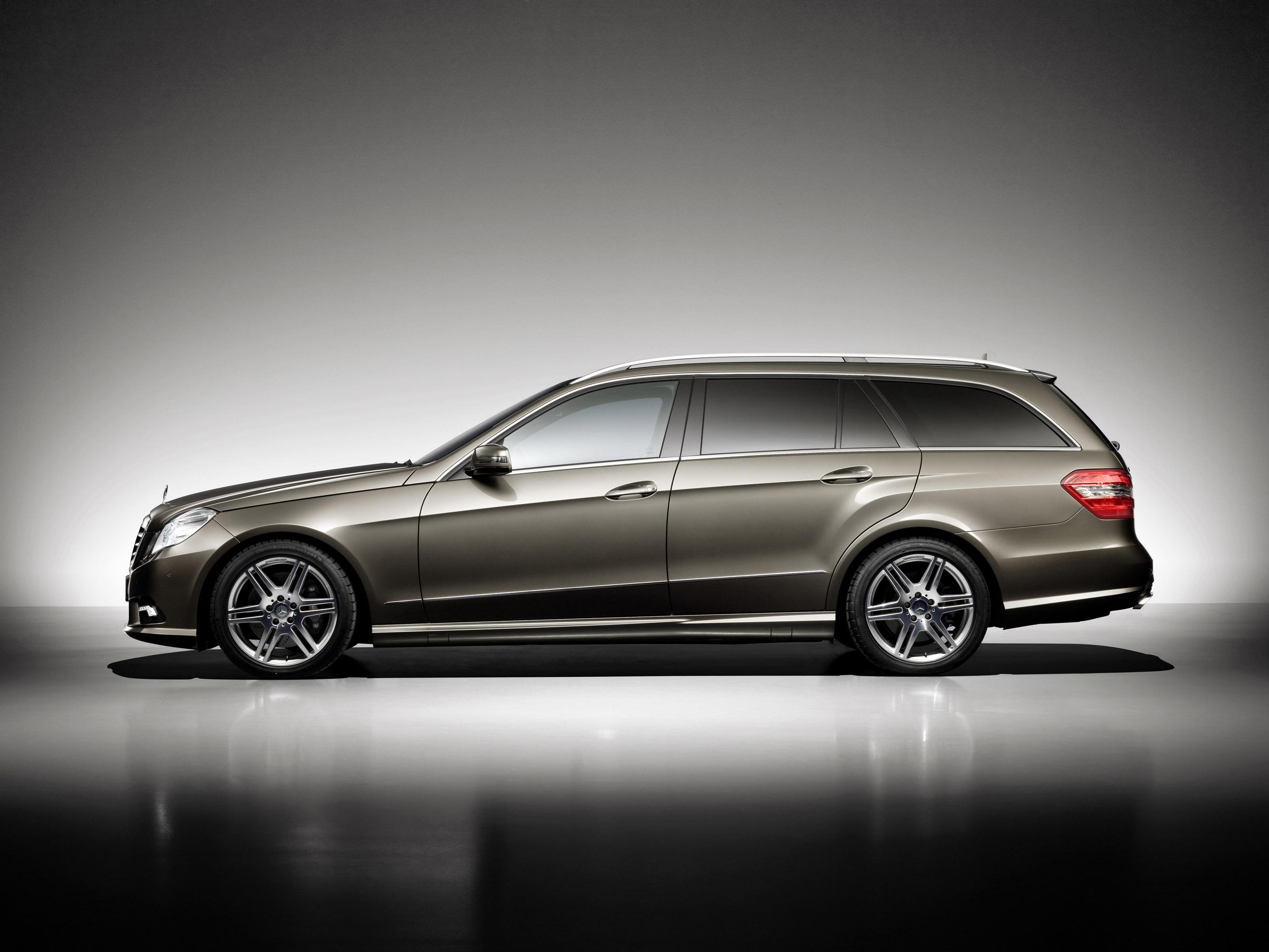 Mercedes-Benz E-Class Универсал - фотография №47