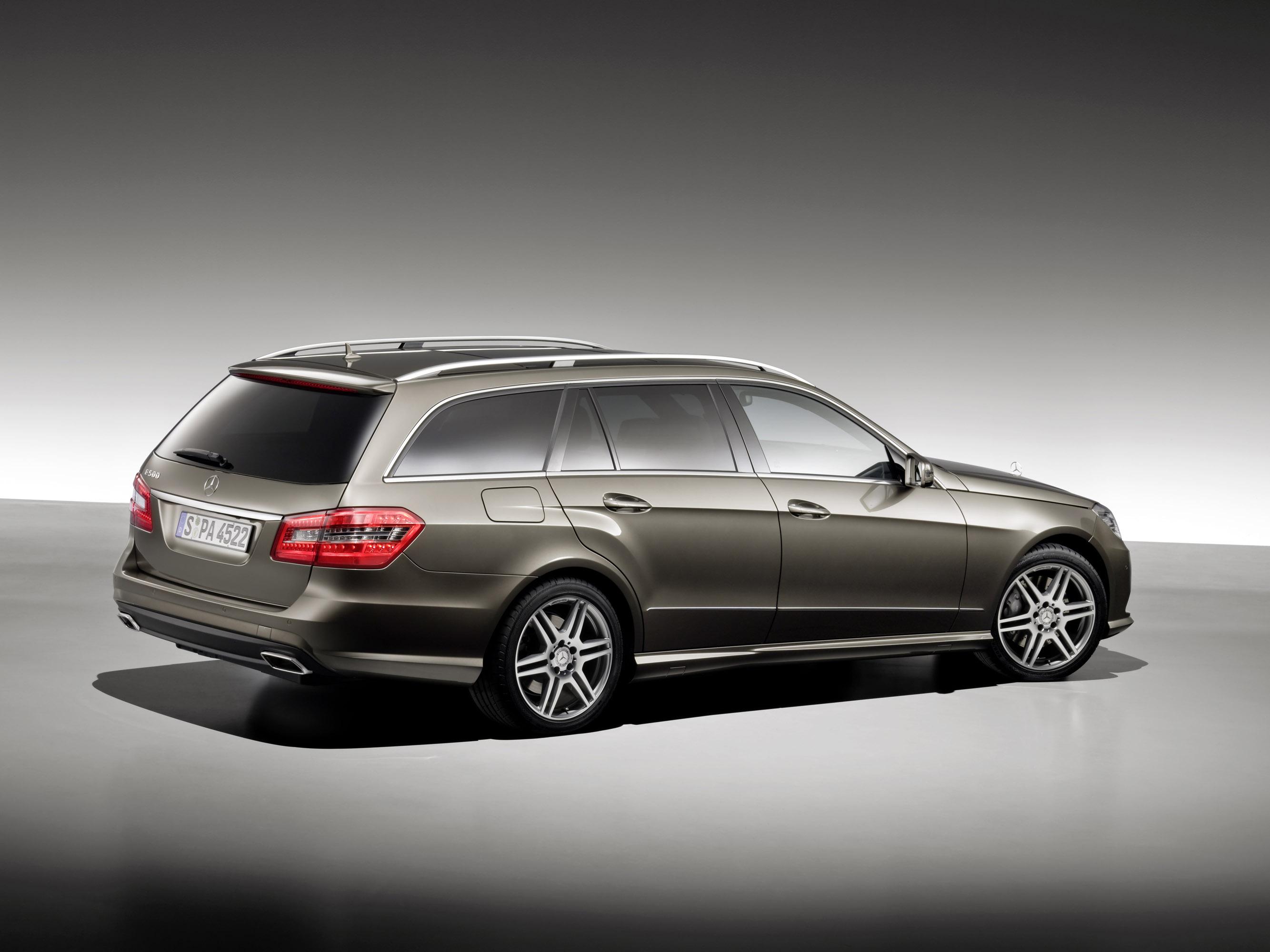 Mercedes-Benz E-Class Универсал - фотография №48