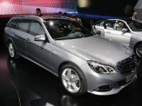 Mercedes-Benz E-Class Wagon Detroit 2013
