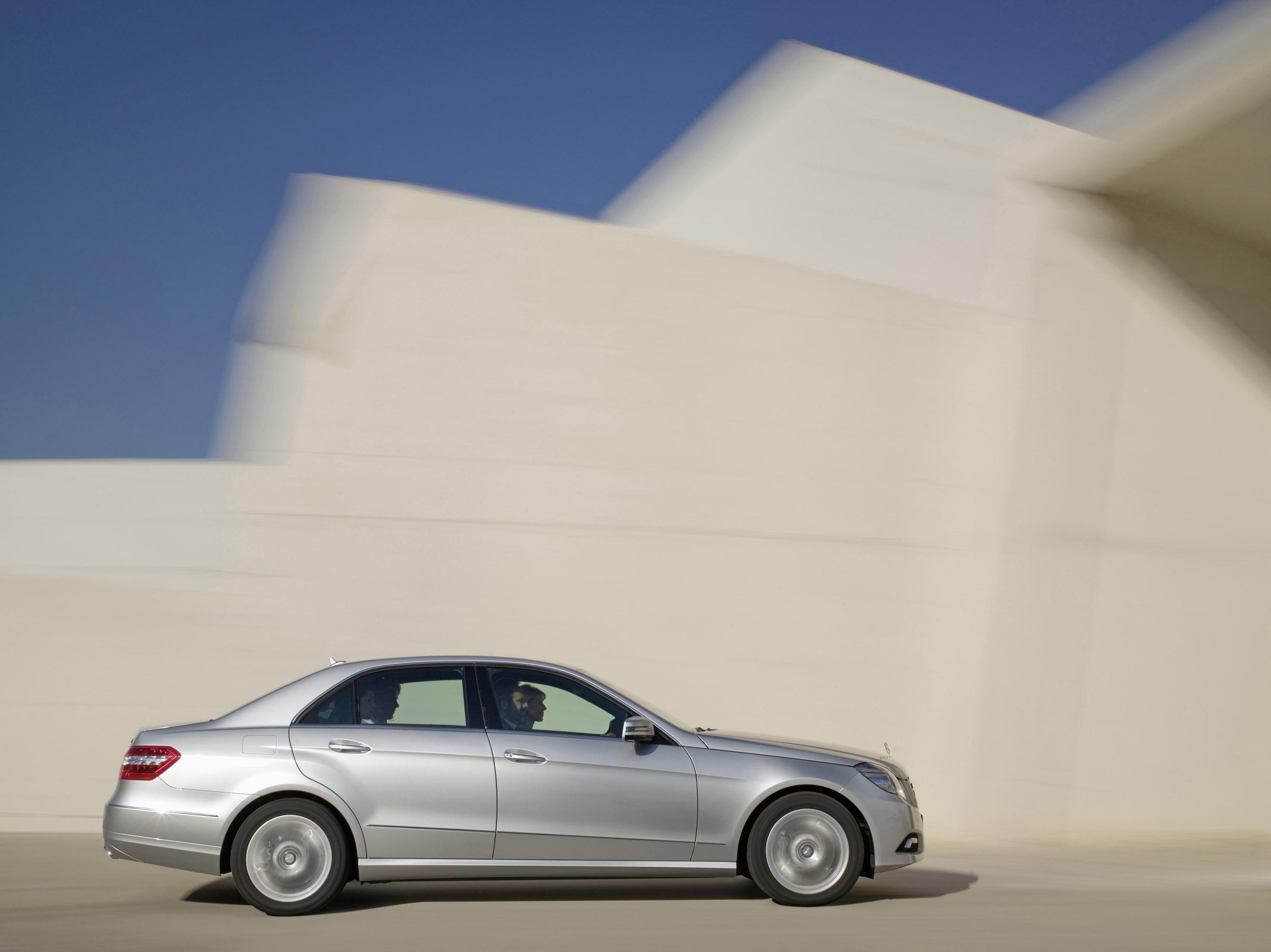 Новый Mercedes-Benz E-Class - фотография №3