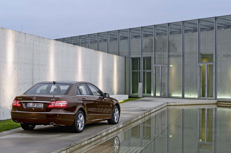Новый Mercedes-Benz E-Class - фотография №23
