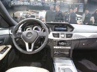 Mercedes-Benz E400 Hybrid Detroit 2013