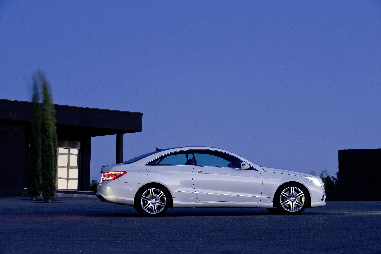 Новый Mercedes-Benz E-Class Coupe - фотография №7