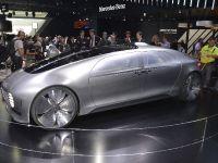 Mercedes-Benz F 015 Luxury in Motion Detroit 2015