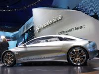 Mercedes-Benz F 125 research vehicle Frankfurt 2011