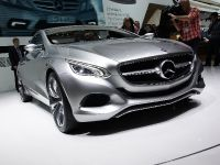 Mercedes-Benz F 800 Style Research Vehicle Geneva 2010
