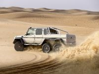 Mercedes-Benz G 63 AMG 6x6 Near-Series Show Vehicle