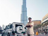 Mercedes-Benz G-Class B63S 700 Widestar Dubai Police