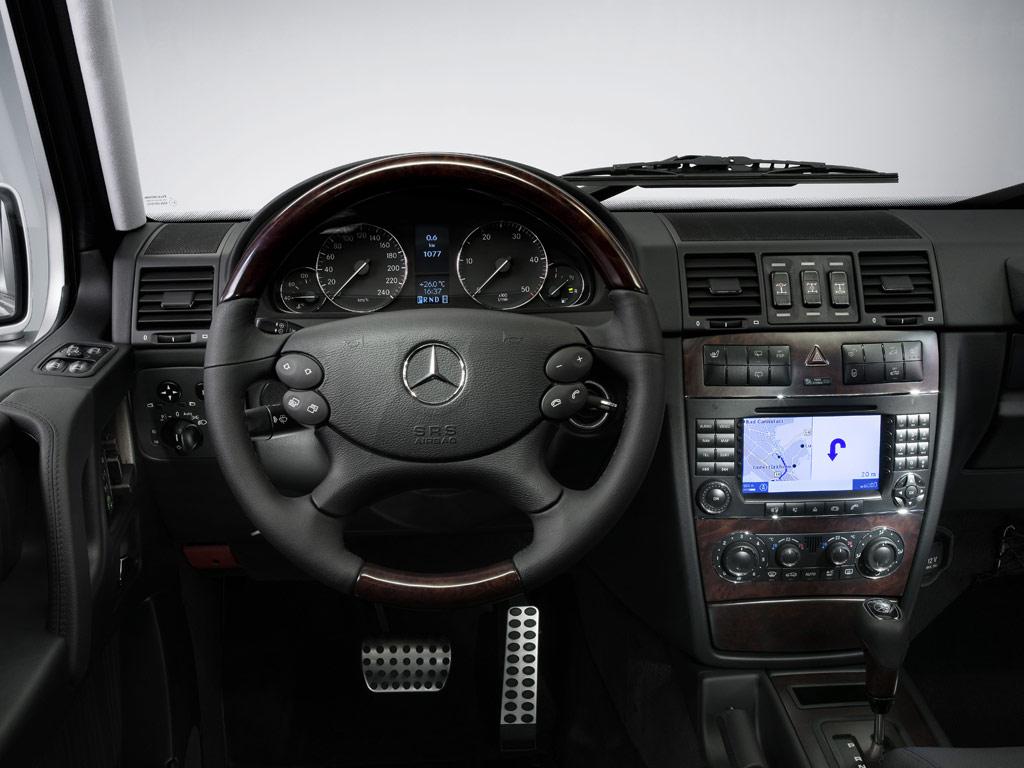 Mercedes-Benz G-Class - фотография №3