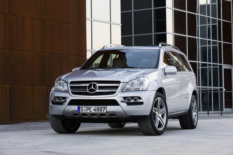 BlueTEC совместно с  Mercedes Benz GL-350 [фотогаллерея] - фотография №3