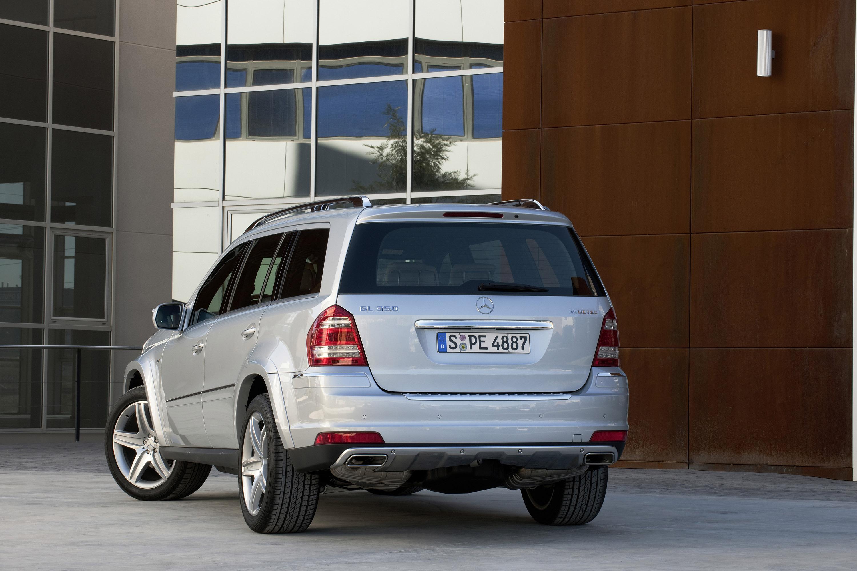 BlueTEC совместно с  Mercedes Benz GL-350 [фотогаллерея] - фотография №5
