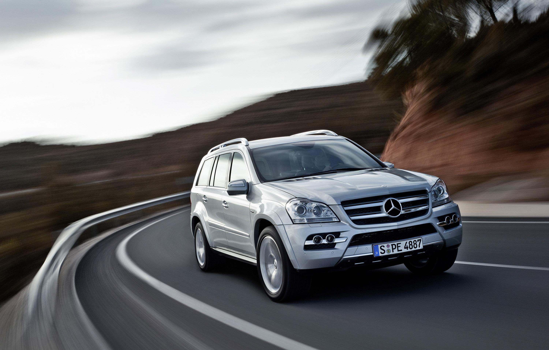BlueTEC совместно с  Mercedes Benz GL-350 [фотогаллерея] - фотография №7