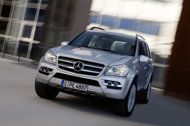 BlueTEC совместно с  Mercedes Benz GL-350 [фотогаллерея] - фотография №9