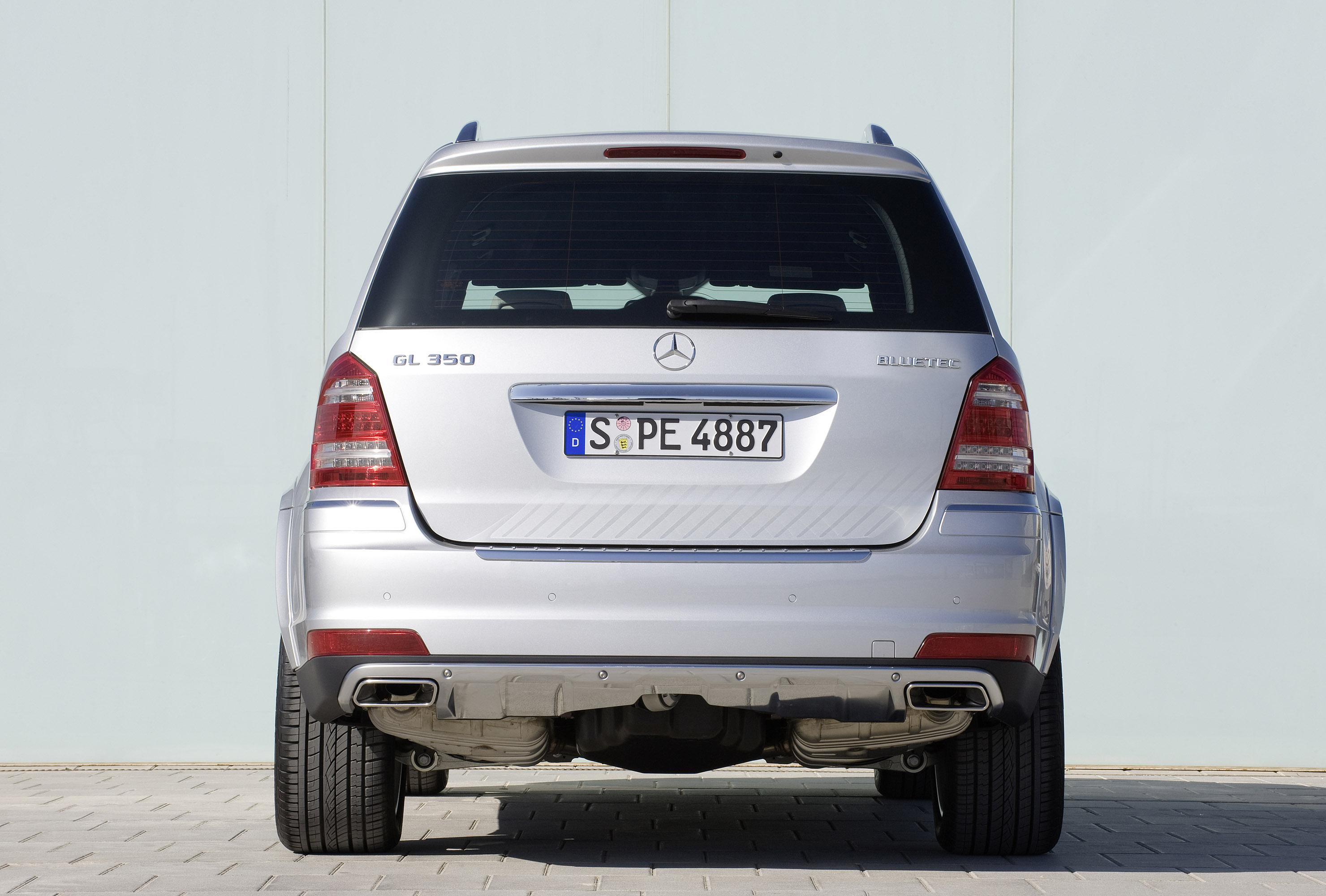 BlueTEC совместно с  Mercedes Benz GL-350 [фотогаллерея] - фотография №15