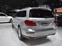 Mercedes-Benz GL-Class New York 2012